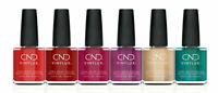 CND Vinylux Long Wear Nail Polish. Buy 1 Get 1 at 50% Discount (Add 2 to Cart)