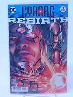 CYBORG #1 VARIANT COVER DC UNIVERSE REBIRTH VF/NM CB283