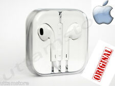 APPLE GENUINE Iphone Ipod Earpods Headphones /mic with remote volume MD827ZM/B