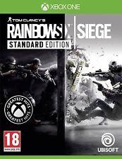 Tom Clancy's Rainbow Six Siege XBOX One Game