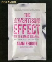The Advertising Effect: How to Change Behaviour:  MP3CD Audiobook