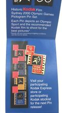 KODAK GOLD ARCHERY SPECIAL CARD SYDNEY OLYMPIC GAMES 2000 PIN BADGE COLLECT #200