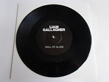 """LIAM GALLAGHER - WALL OF GLASS RARE LTD ETCHED VINYL 7"""""""
