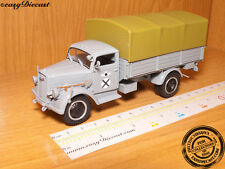OPEL BLITZ AIR FORCE MILITARY TRUCK 1:43 GERMANY 1945