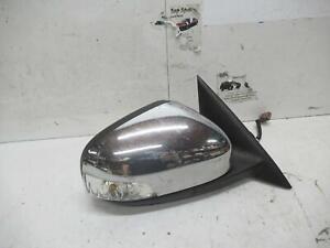 JAGUAR X TYPE RIGHT DOOR MIRROR X400, W/ INDICATOR TYPE, 09/01-12/10 01 02 03 04