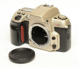 Nikon N60 SLR Film Camera For Nikon F Mount! Good Condition!