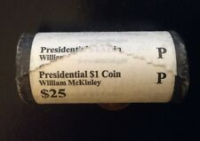 2013-P William McKinley Presidential Dollar Roll