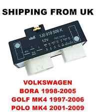 Unidad de control de relé calentador ventilador de refrigeración VW Bora Golf MK4 Polo MK4 1J0919506K