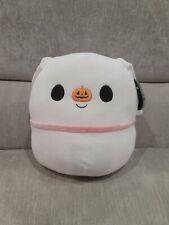 "NWT Squishmallows 12"" ZERO Nightmare Before Christmas Ghost Dog Halloween Plush"