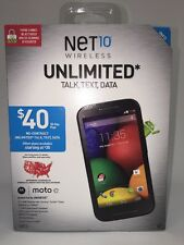 Net 10 Wireless No Contract Android Smart  Phone With Unlimited Talk, Text Data.