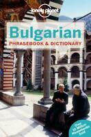 Lonely Planet Bulgarian Phrasebook & Dictionary (Lonely Planet Phrasebook) by Lo