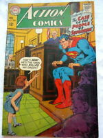 Action Comics #359 (Feb 1968, DC) Comic Book NM/VF+