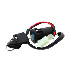 2 Wire Key Switch For Electric Mini Moto Dirt Pocket Bike ATV Go Kart Scooter