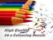 La coloraciГіn Lápiz Pack 30 X Grande Para Colorear Con Set Para La Escuela clase children/kids