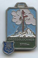 Kärnten Stockabzeichen Alte Plakette Heiligenblut Großglockner 3798 M A1052