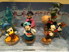 Disney'S Mickey'S Christmas Carol Set Of 6 Christmas Ornaments