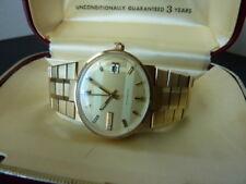Benrus Legendary Swiss Automatic luxury men's watch excellent condition RARE