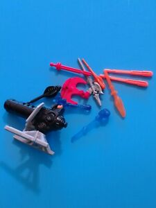Imaginext Batman Loose Weapons and Accessories lot of 11