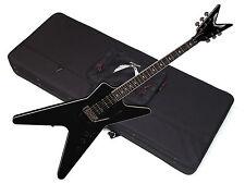 DEAN ML Switchblade Floyd HSH electric GUITAR Classic Black w/ CASE - Floyd Rose