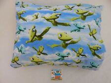 Child Toddler Cot Pillowcase - Dinosaur Train - Great Gift Idea!! 100% Cotton