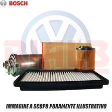 Kit 4 Filtri Bosch per VW Volkswagen Polo 1.4 - 63 kw - 86 CV motore: CGGB