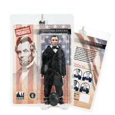 US Presidents 8 Inch Action Figures Series: Abraham Lincoln [Black Suit]