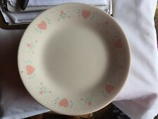 Corning Ware Corelle Forever Yours Bread Dessert Plates Set of 10