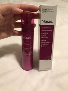 NEW Murad Hydration 3-in-1 Prebiotic MultiMist (3.4 fl. oz.) BRAND NEW IN BOX