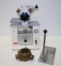 Heraeus Kulzer Palajet  Druckluftbetriebenes Injektionsgerät +2 Küvetten # 6420