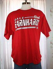 Dale Earnhardt Jr.  Cotton Shirt Budweiser Nascar #8 Size XL