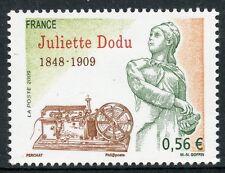STAMP / TIMBRE DE FRANCE  N° 4401 ** JULIETTE DODU