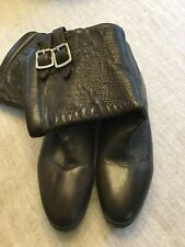 Women's Paul Smith leather boots size 39 brown