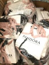 Lot of 80 Authentic Pandora small paper bags. @2.50/piece