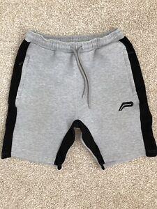 Mens Pursue Fitness Shorts Medium Grey
