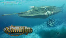 Pegasus 9120 20000 Leagues Under the Sea Nautilus Submarine 1/144 Scale Kit