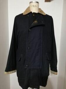 FAY giubbino vintage originale coat retro lungo giacca interna rimovibile M