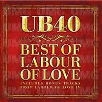 UB40 - The Best of: Labour of Love [CD]