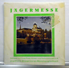 "Jagermesse (Hunter's Fair) - 10"" vinyl record -  Lorby Bi 464 GERMAN"