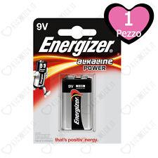 Batteria Energizer Alkaline Power 9V Transistor LR61 - Blister da 1 Pila