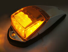 5 x Lucidity AMBER LED Cab Roof Lights,Bus,Kenworth,Western star,Truck,Freightli