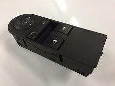 Vauxhall Astra Mk5 / Zafira 2-way drivers electric window switch (13228706)