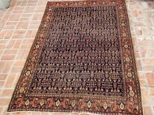 A Good Antique Rug with Fine Weave