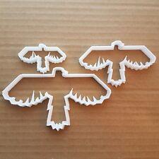 Bird Eagle Kestrel Animal Shape Cookie Cutter Dough Biscuit Pastry Fondant Sharp
