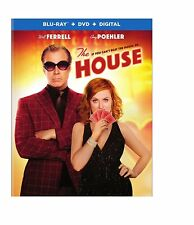 The House (Blu-ray Disc ONLY, 2017)