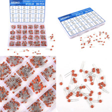 960pcs Ceramic Capacitor Assortment 15value Ceramic Capacitor Kit 2pf To 100nf