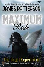 Maximum Ride: The Angel Experiment -James Patterson. PB. vgc.