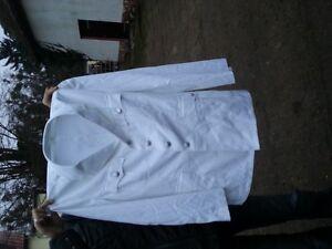 BW Marine Uniformjacke Jacket Jacke weiss Größe M 39 186 96