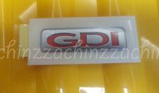 Kia Cerato Forte Koup GENUINE OEM GDI Logo Emblem Rear Tailgate Trunk 863171M000