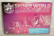 SHINee THE FIRST JAPAN ARENA TOUR WORLD 2012 Taiwan 2-DVD+Sticker (JongHyun)