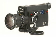 Canon XL 814 Electronic, cinepresa s8 con 1,4/7,5-60mm Zoom #124500